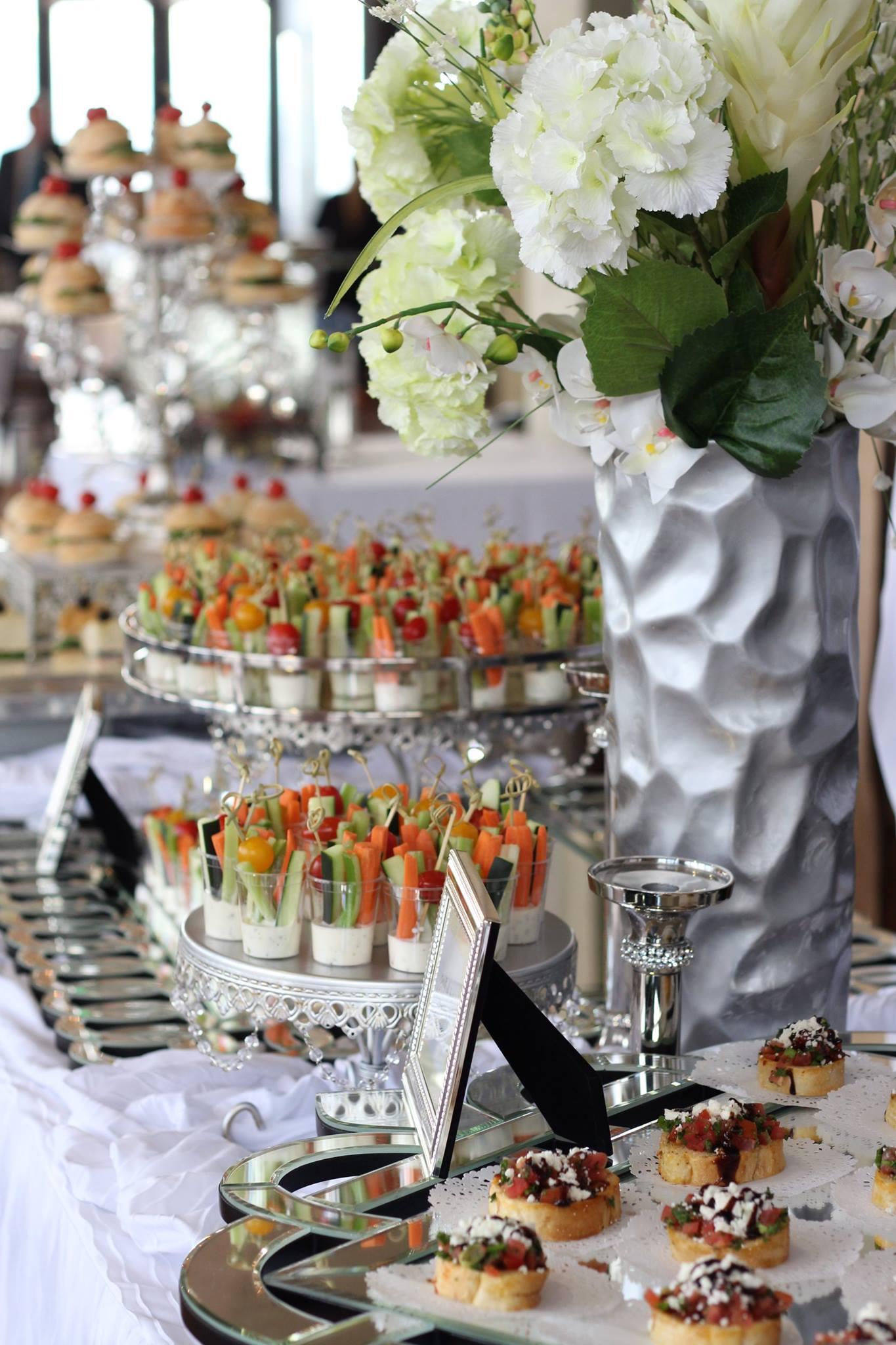 Weddings The Brulee Catering