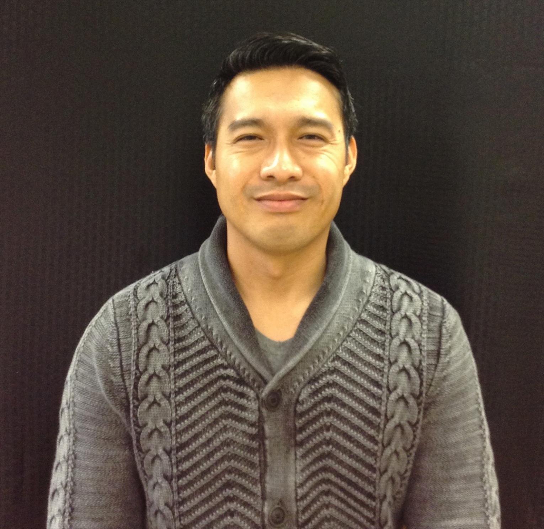 Lawrence Bendijo  Assistant Pastor:  Children's Ministry, Jr. & Sr. High Ministry & College/Career Ministry