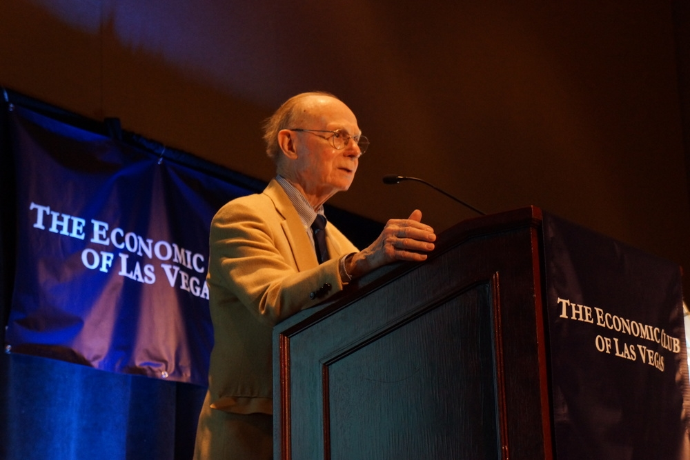 Allan Meltzer - Professor of Political Economy, Carnegie Mellon