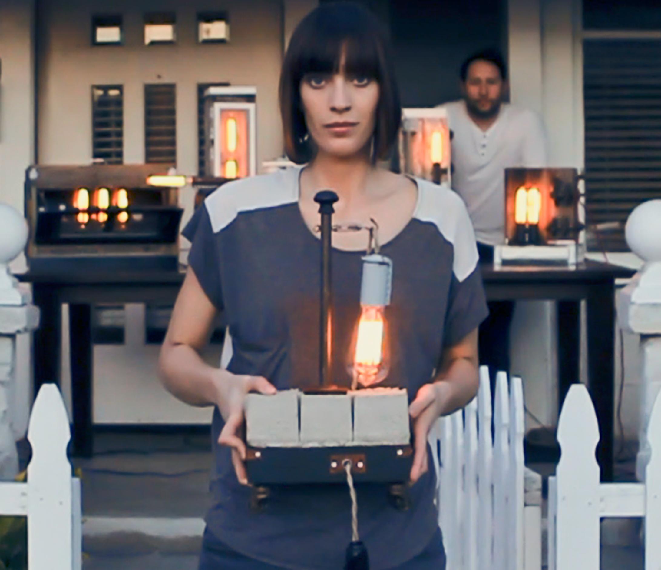 lamp lighting kickstarter art