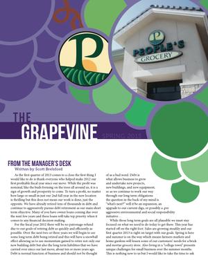 Grapevine Vol. 7