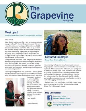 Grapevine Vol. 8