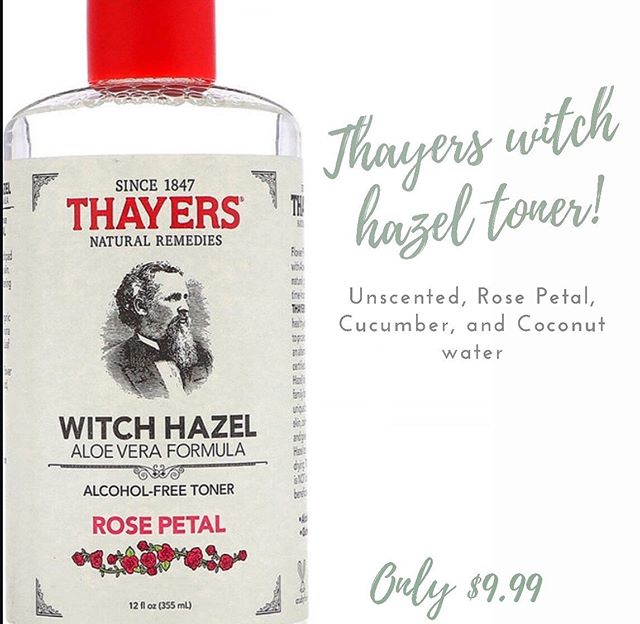 First up for your 5 must have organic skin care products is Thayers' witch hazel facial toner! We love this product so much we have it in Rose Petal, Cucumber, Coconut water, and Unscented! Thayers' Witch Hazel contains no synthetic ingredients or alcohol to dry out skin. ... This amazing alcohol-free toner is pH balanced to refresh your skin without drying it out. It contains witch hazel to tone and tighten your pores, chamomile to soothe, and allantoin to help soften. To use: simply dab some of the product on a cotton ball or cloth and dab gently over freshly washed face! Come grab one for $9.99 at Peoples Grocery today!! 🥰