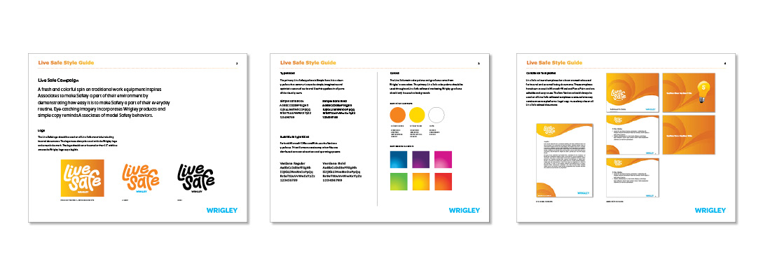 Style guide and template guides