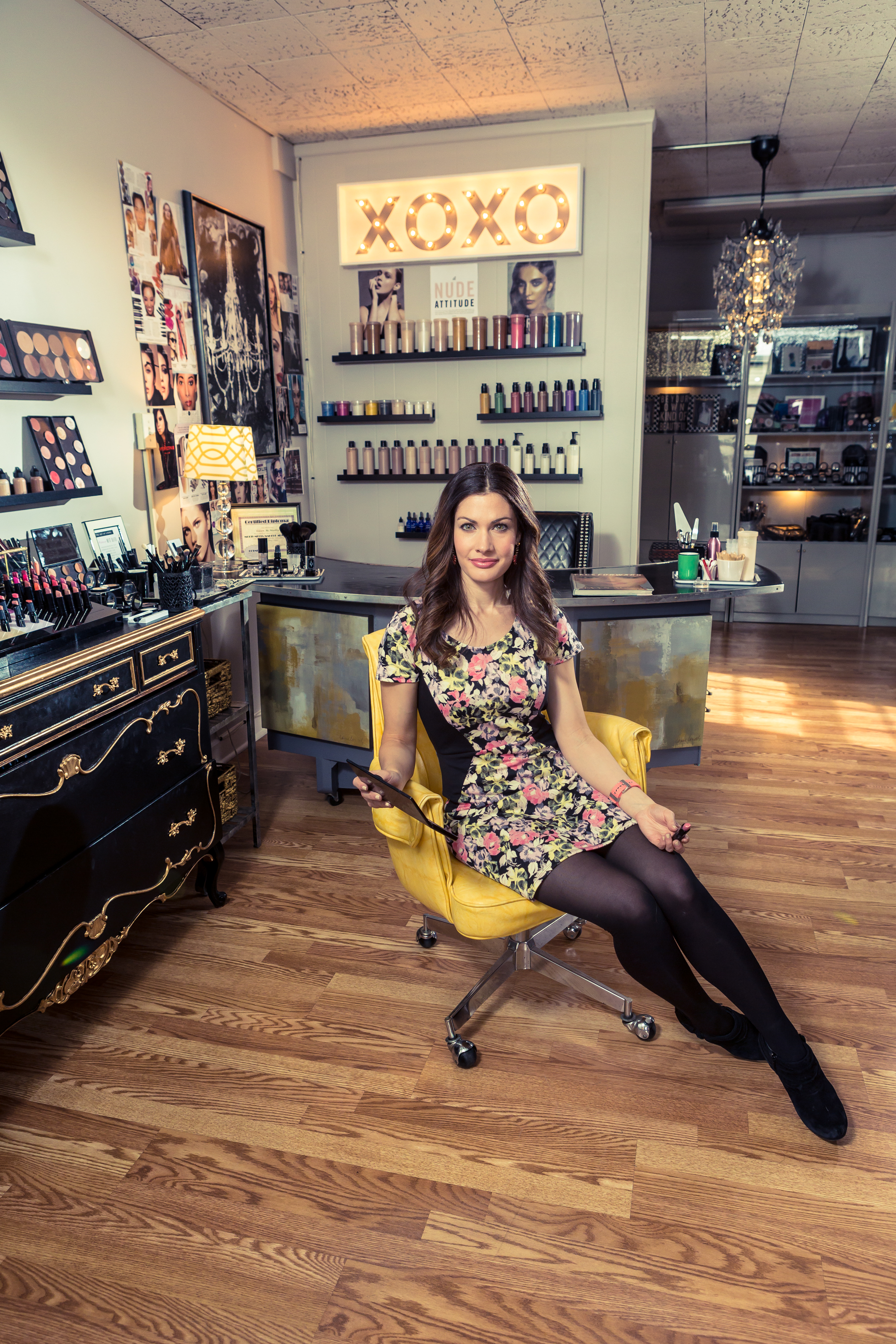 Editorial Photography | Chicago Portrait and Headshot Photographer