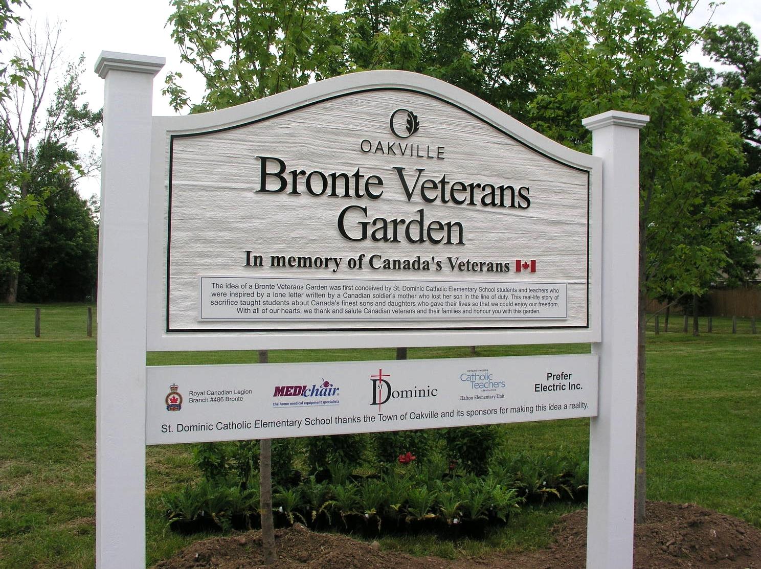 Bronte Veteran's Park