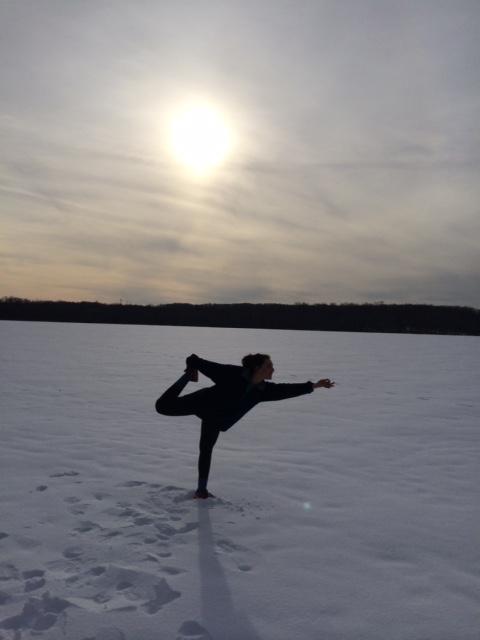 Lovely Chelsea the Ice Dancer