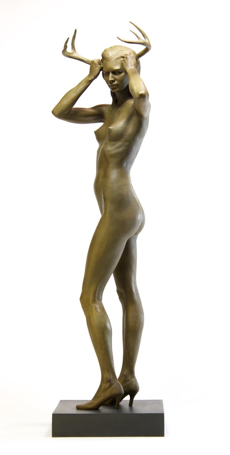 Amanda I, Bronze, 2015