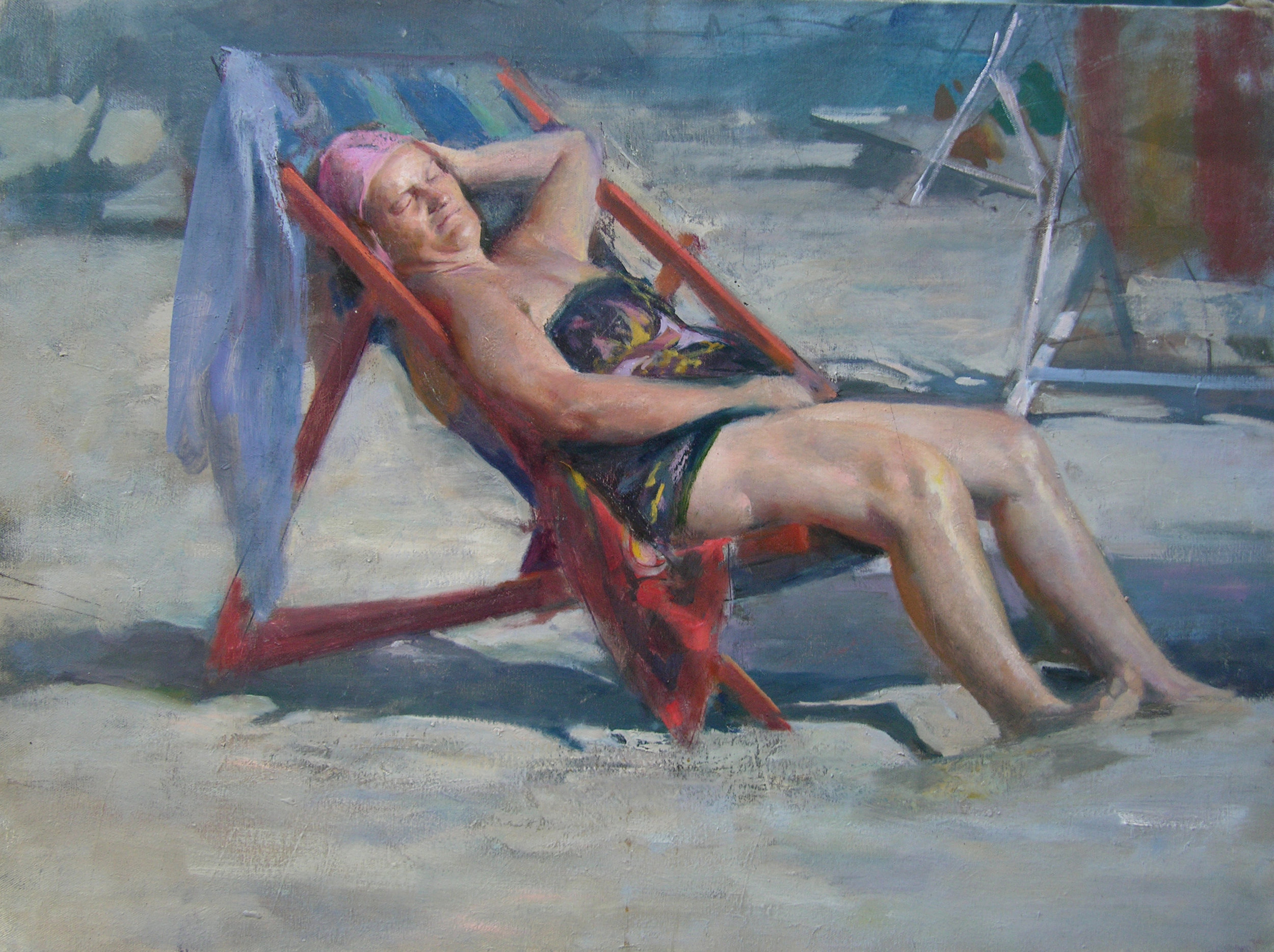 Beach Chair Series II