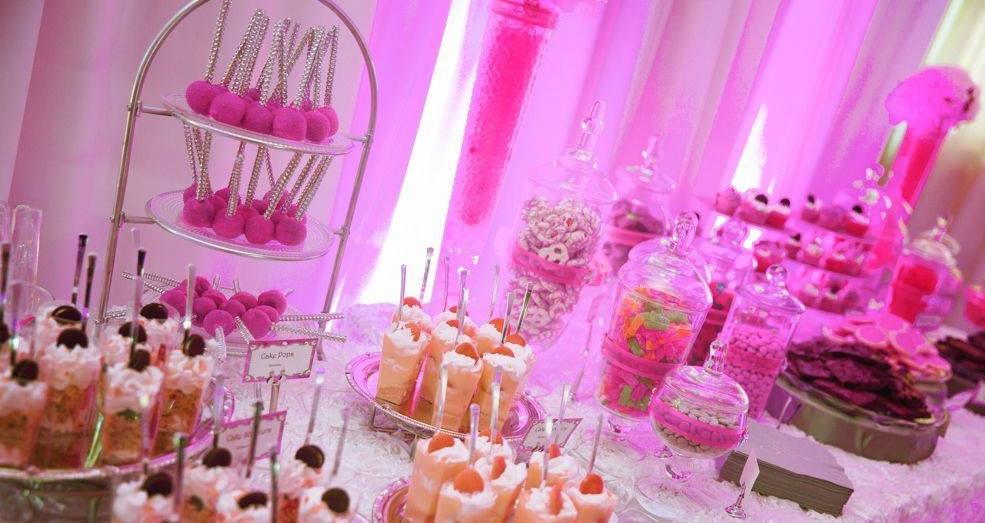 DVS Desserts Table