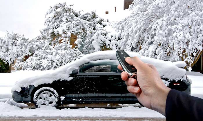 REMOTE START & SECURITY -