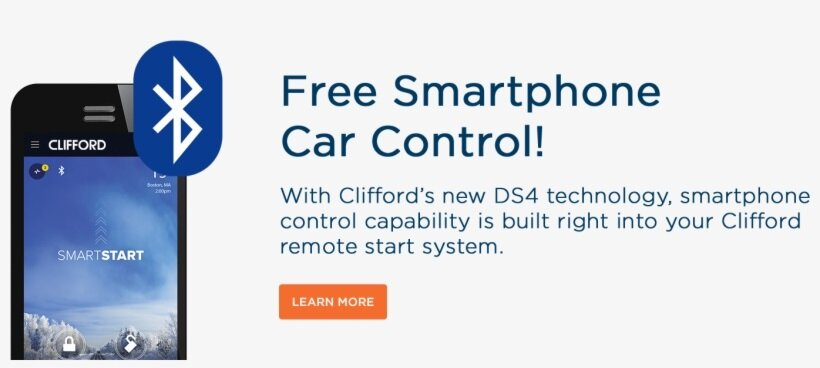 Every Remote Start Comes with FREE Smartphone Control via Bluetooth -
