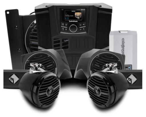 MotorSports - Audio Upgrade Kits