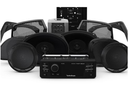 Motorcycle - Audio Upgrade Kits