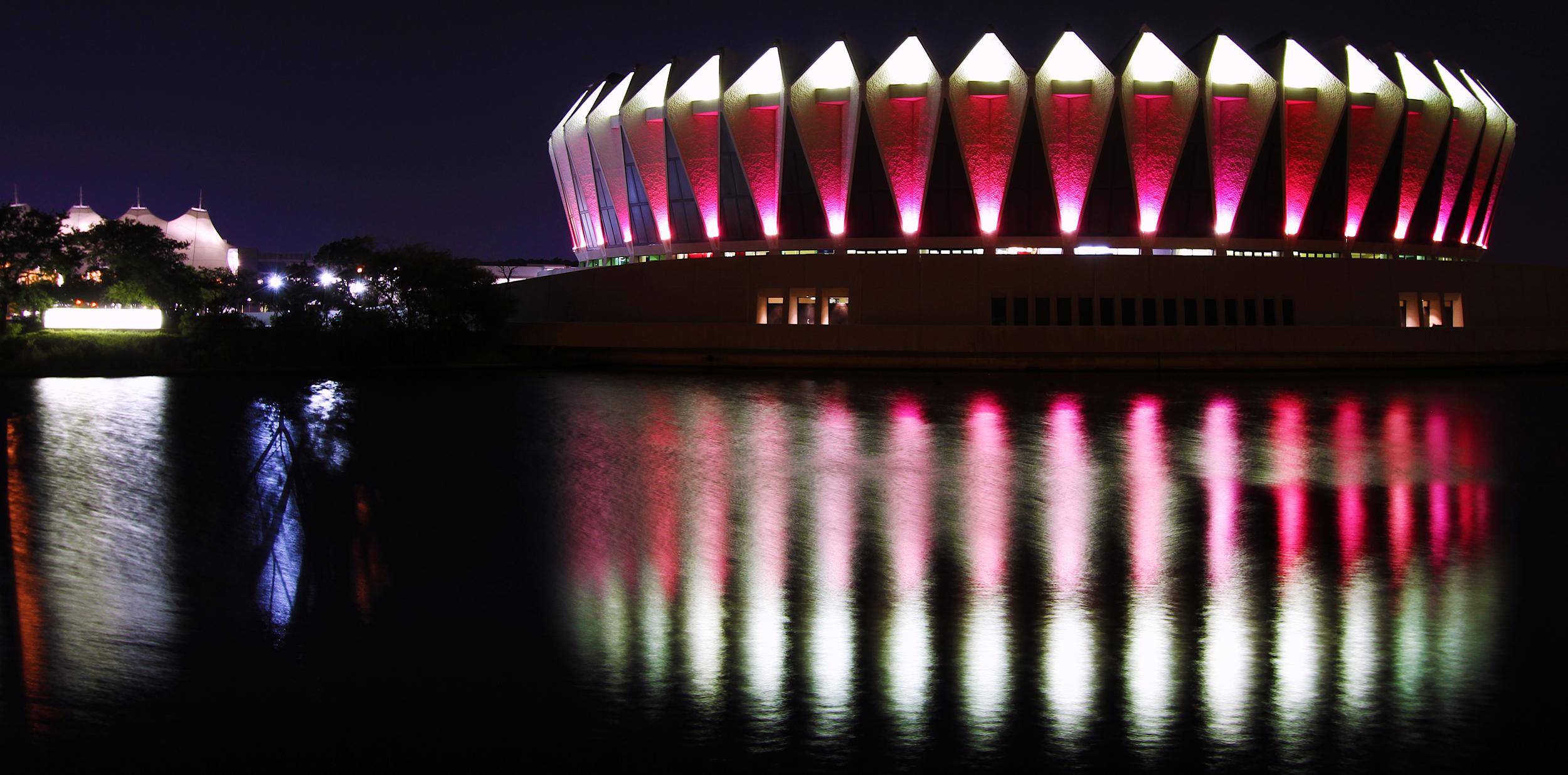 Hampton Coliseum's 40thAnniversary (2010)