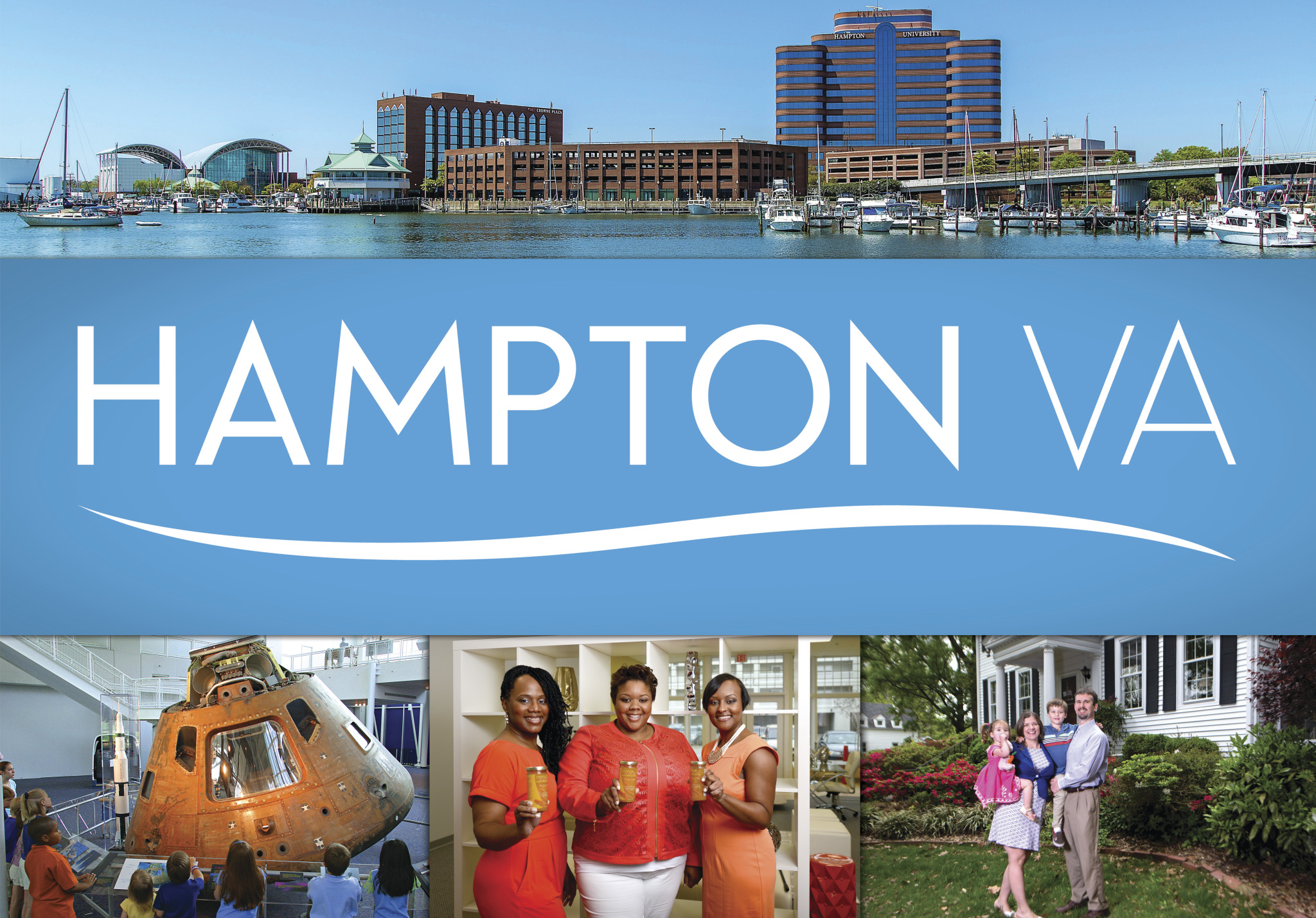 Picture: Courtesy the  City of Hampton
