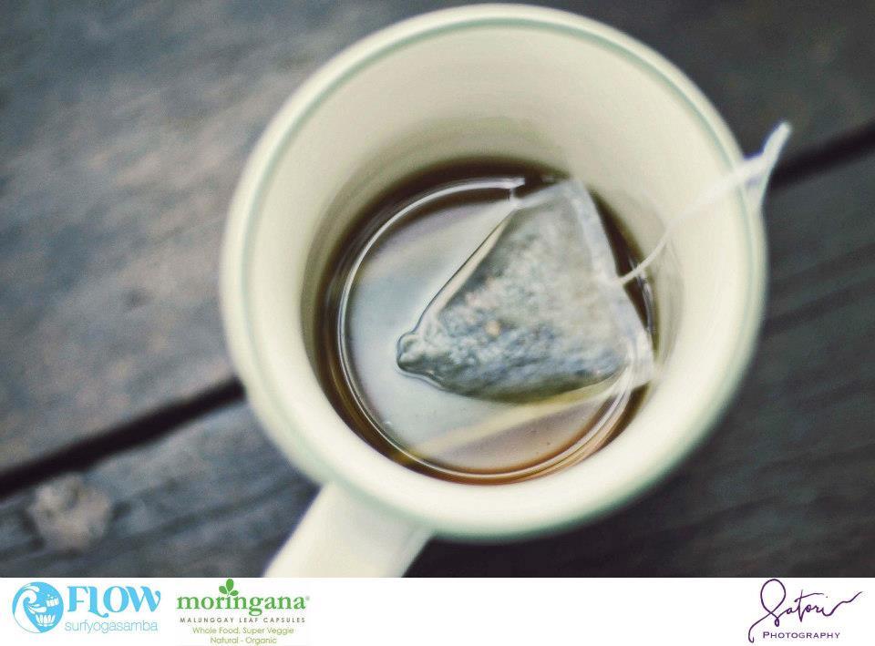 CUPPA' MORINGANA Malunggay Lemongrass Tea