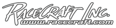 TBC Race Cars has installed countless products that RaceCraft sells, from customers that have brought them in. We thought it might be time to become a dealer for them! Top notch race car parts, to go along with what we strive to do everyday, high end quality builds!