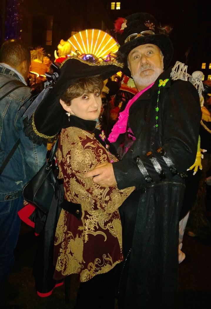 Halloween in New York City, 2013 Copyright Jim Cummins