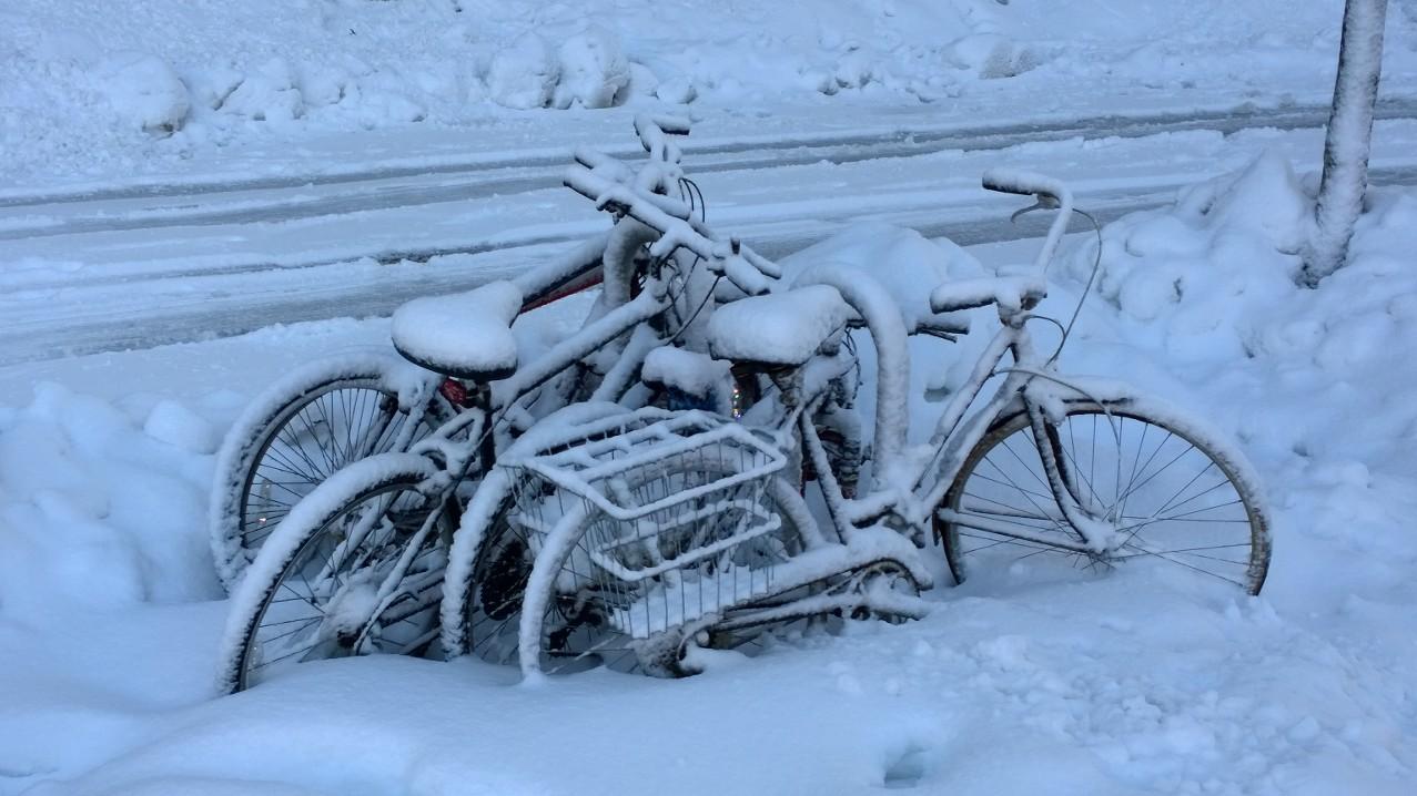 Winter, Jersey City, 2014 Copyright Jim Cummins