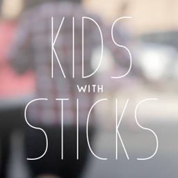 Kids with Sticks   Creative | Strategy