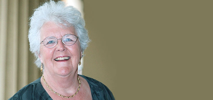 """""""I was delighted to be asked to join the board of the RTF because I had seen several friends helped through hard times and knew what vital help and support the Fund provides for those who desperately need it,and with what sensitivity and speed they work""""    Stephanie Cole, O.B.E. – Director"""