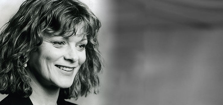 """""""I am immensely proud to be involved with theRoyal Theatrical Fund and the wonderful support it offers to those in need""""   Samantha Bond – Vice Chair"""