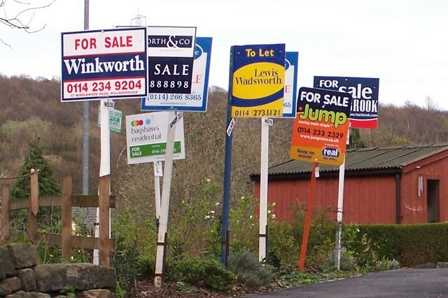 house prices stagnate