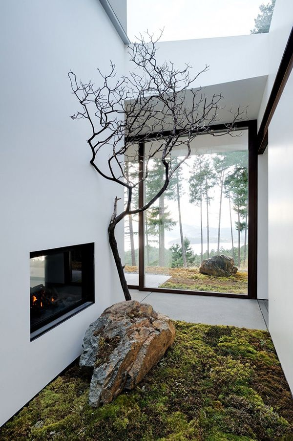 Natural home - Seattle-based Gary Gladwish Architecture