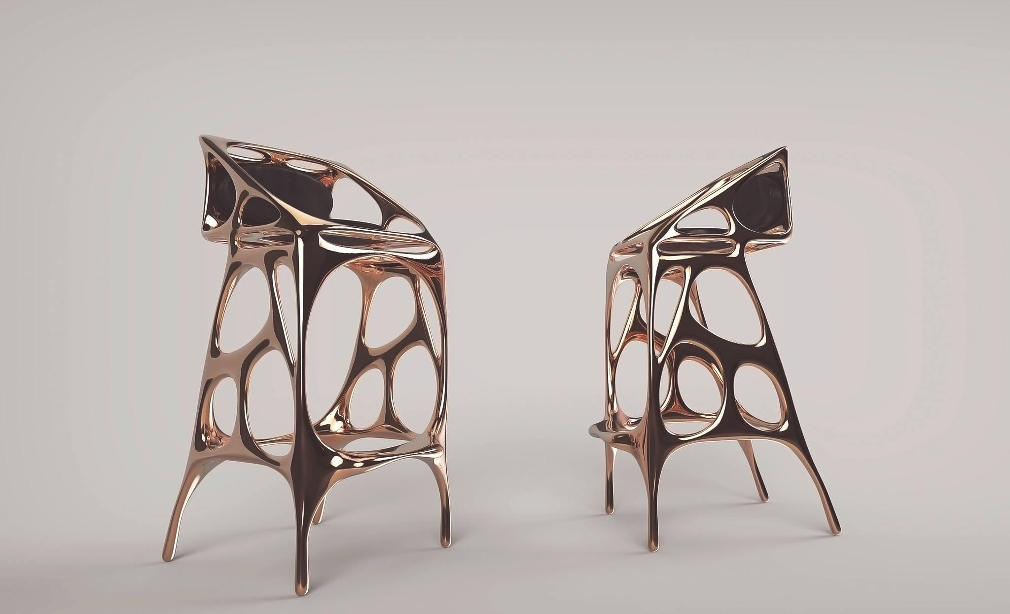 Maison Ventury Paris - designer Emmanuel Touraine  more info here
