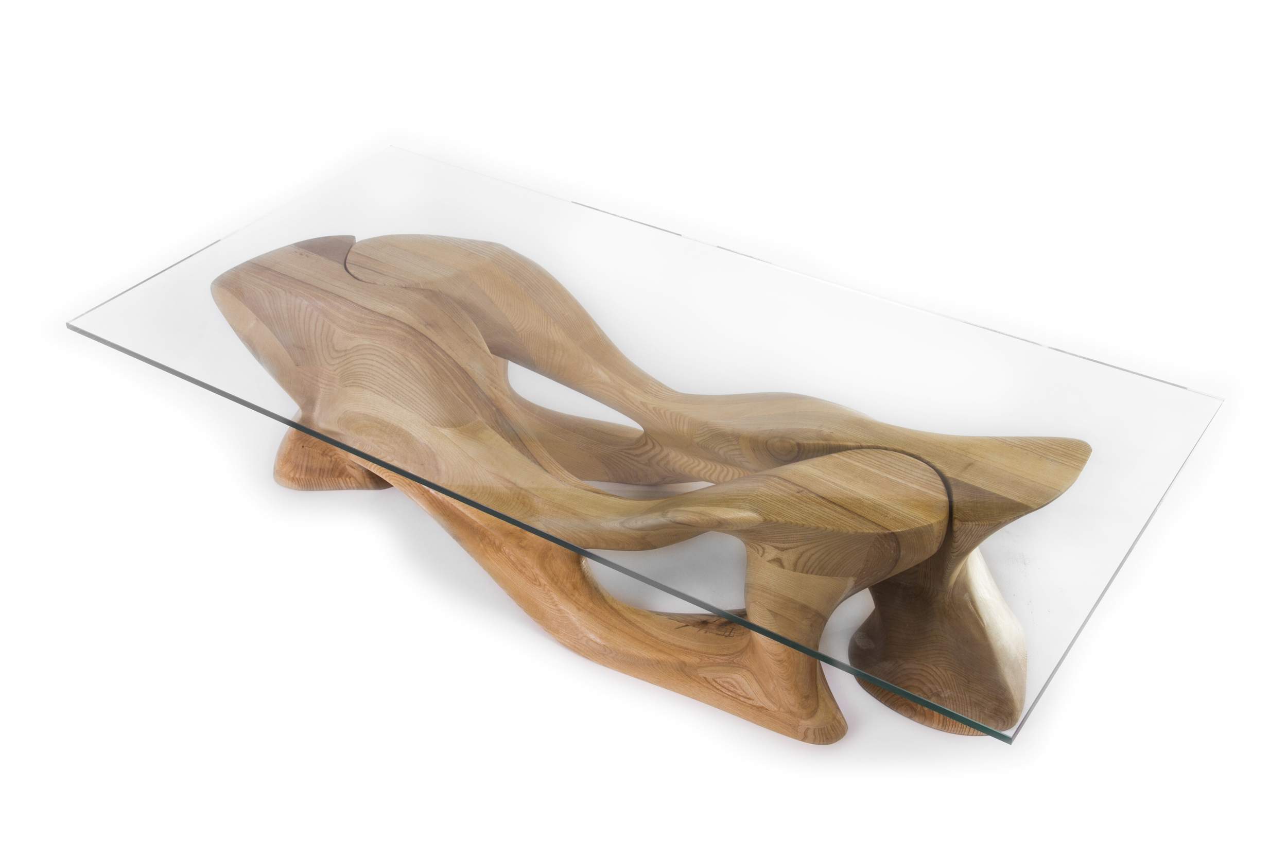 Crux coffee table - rights reserved
