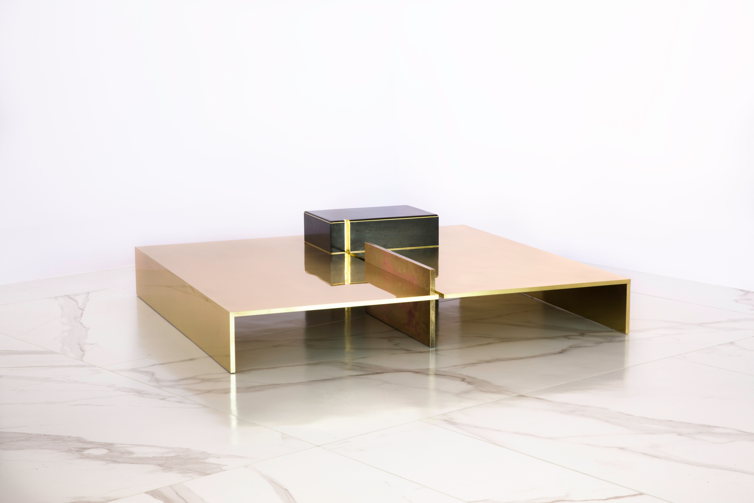 [[The MMXVS1 low center table - on display at SORS - by appointment///La table basse MMXVS1 -exposée au SORS -sur rendez-vous]]