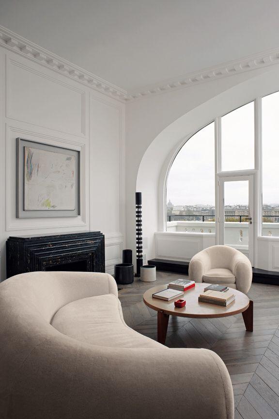 Interior by Joseph Dinand