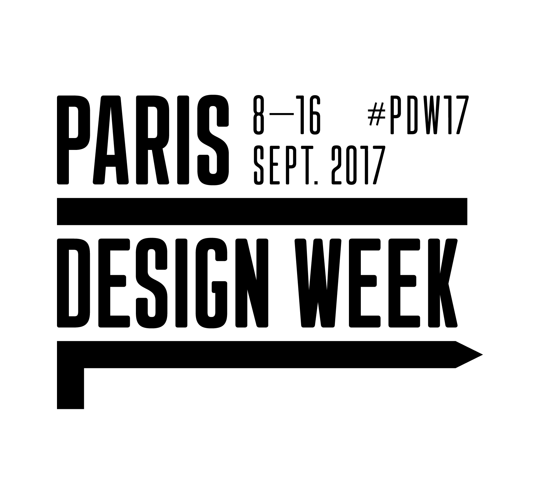 LOGO Paris Design Week 2017 SORS