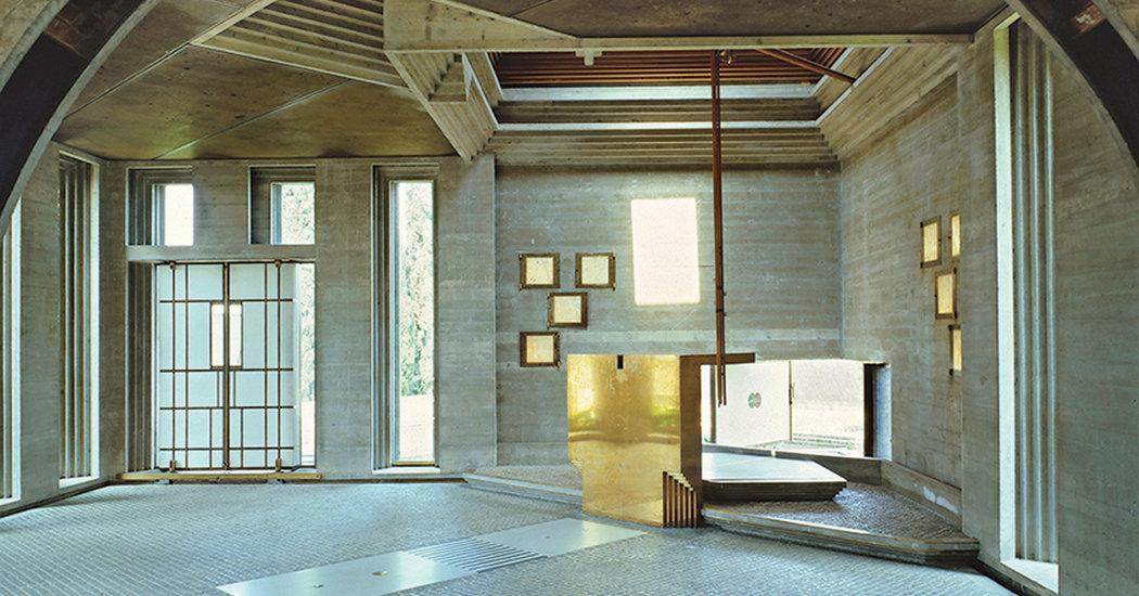 Carlo Scarpa -architecture -stringio
