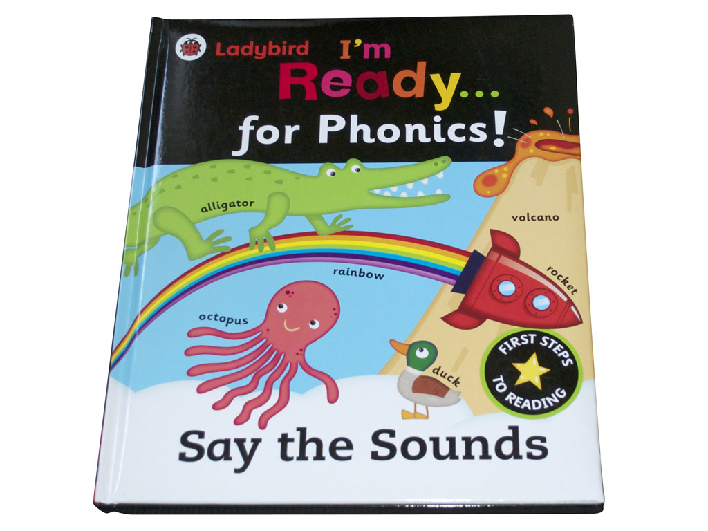 Ready for Phonics Book