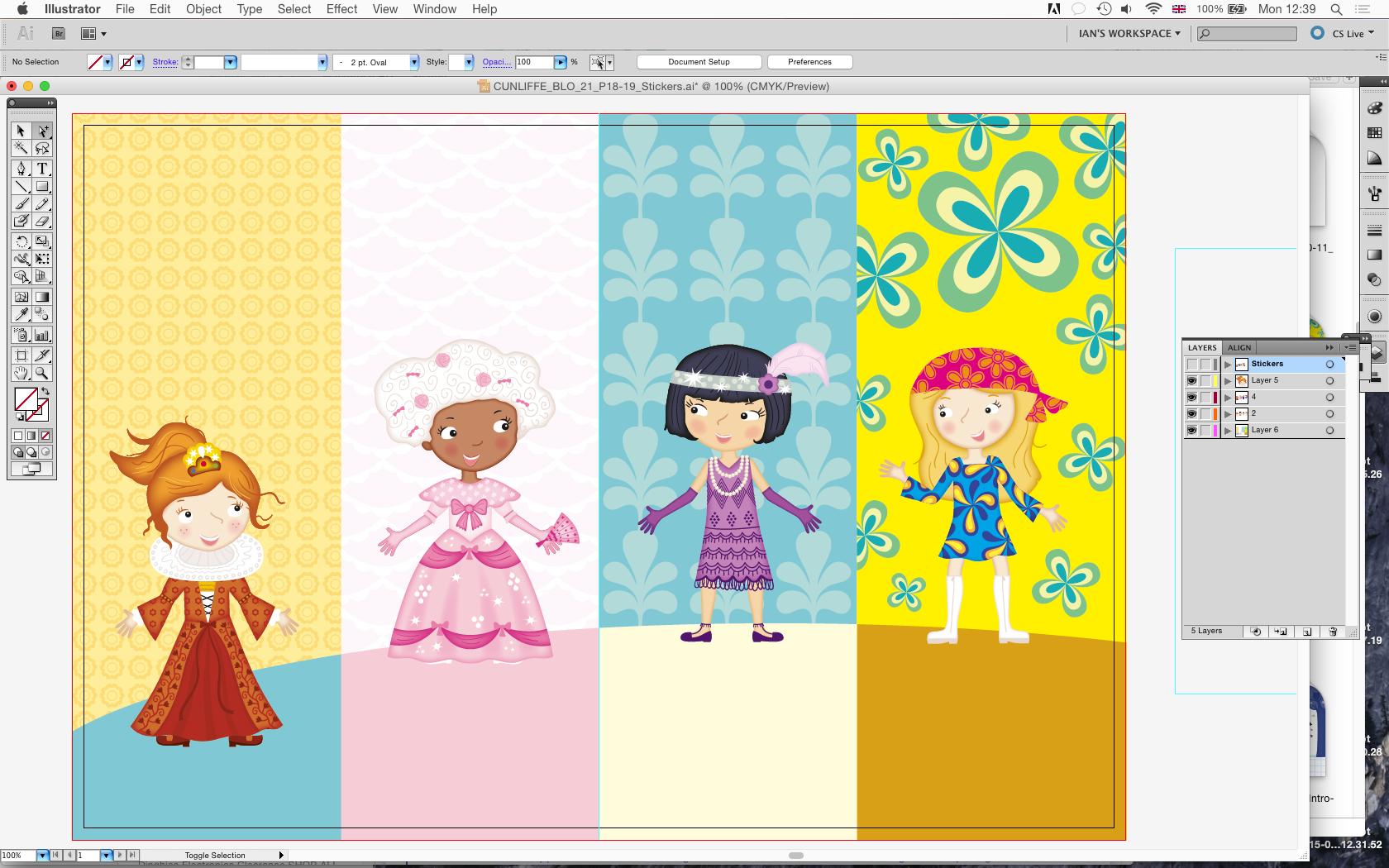 Adobe Illustrator Illustration