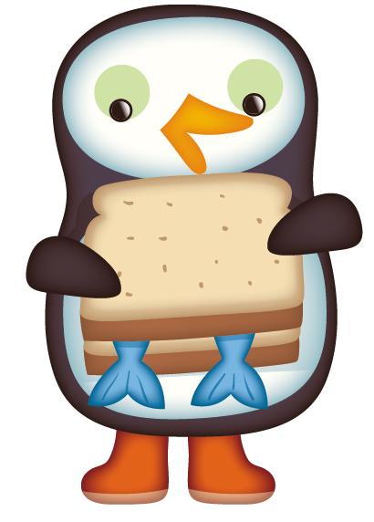 Cute Penguin Illustration