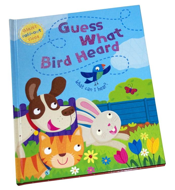 Guess What Bird Heard, Ian Cunliffe