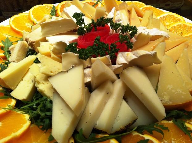 #tagliere di formaggi