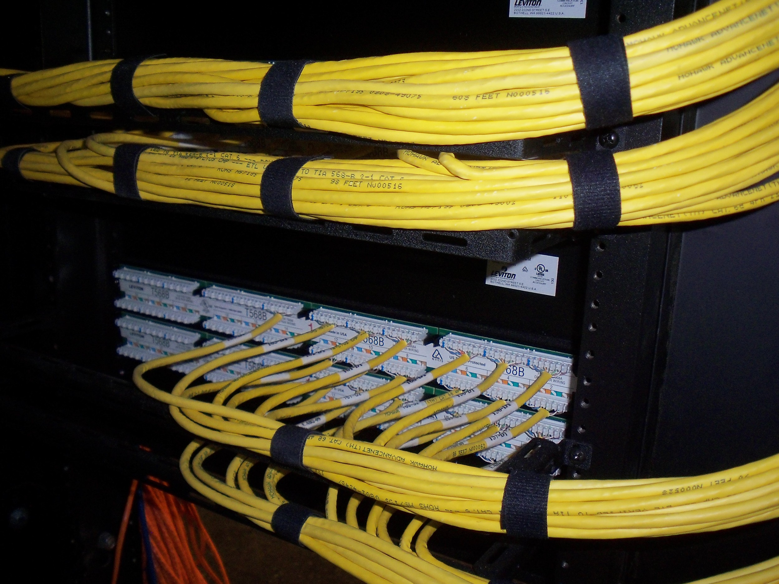 structured cabling, Advocate