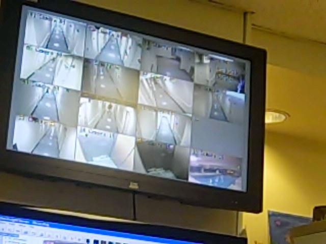flat-screen monitor, YMCA