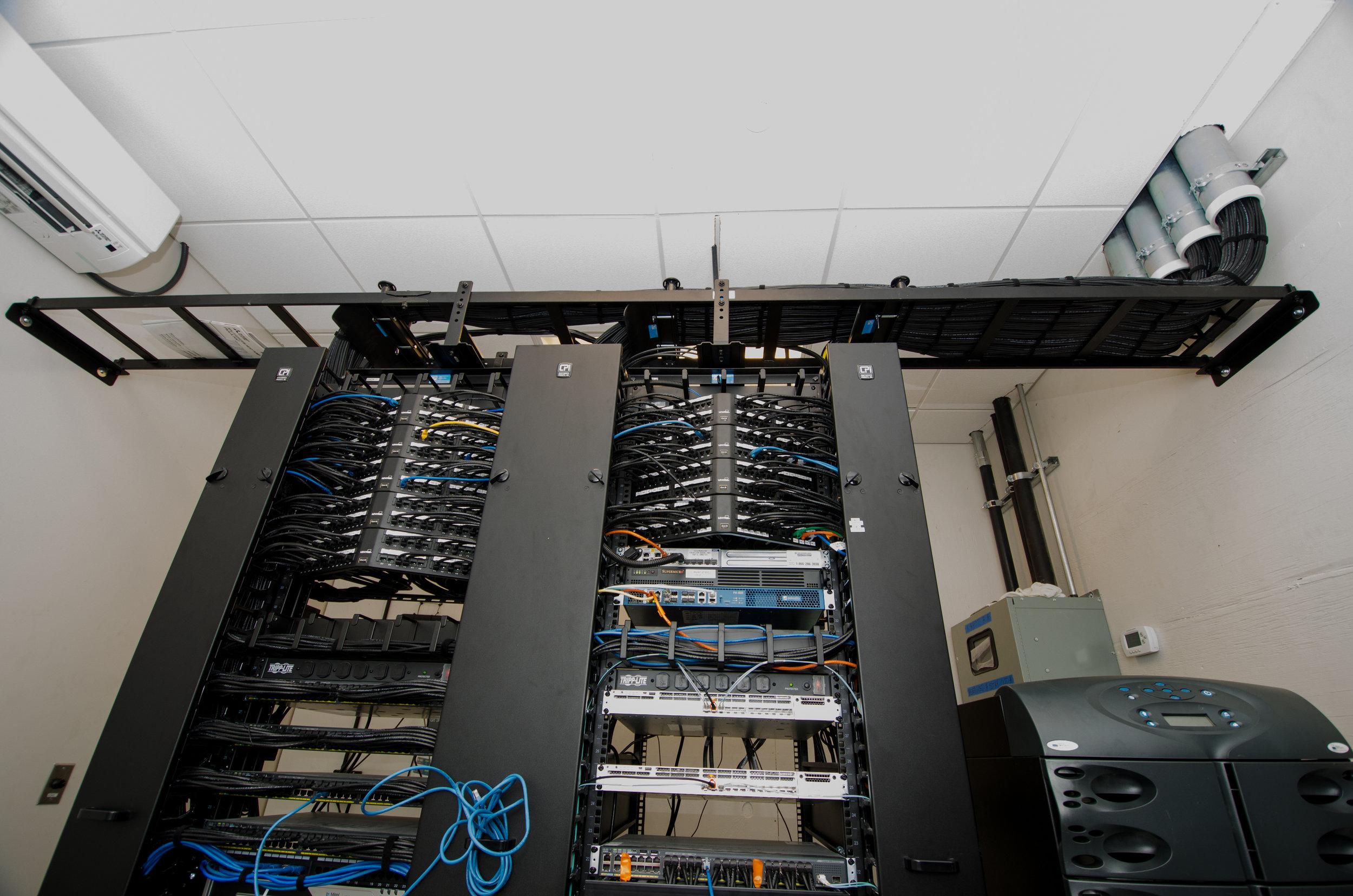 Telecommunications room
