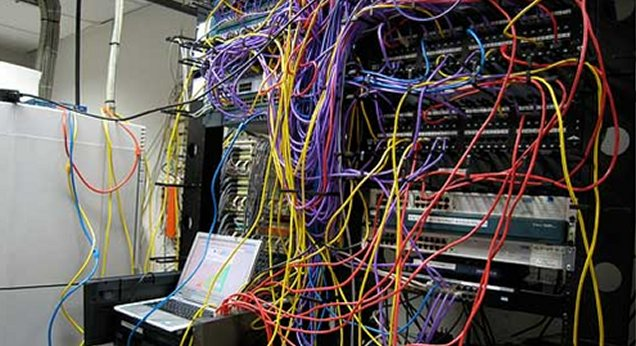 scary structured cabling