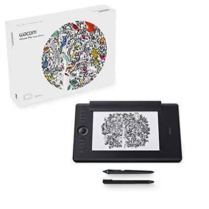 14. Wacom's Intuos Pro creative pen tablet