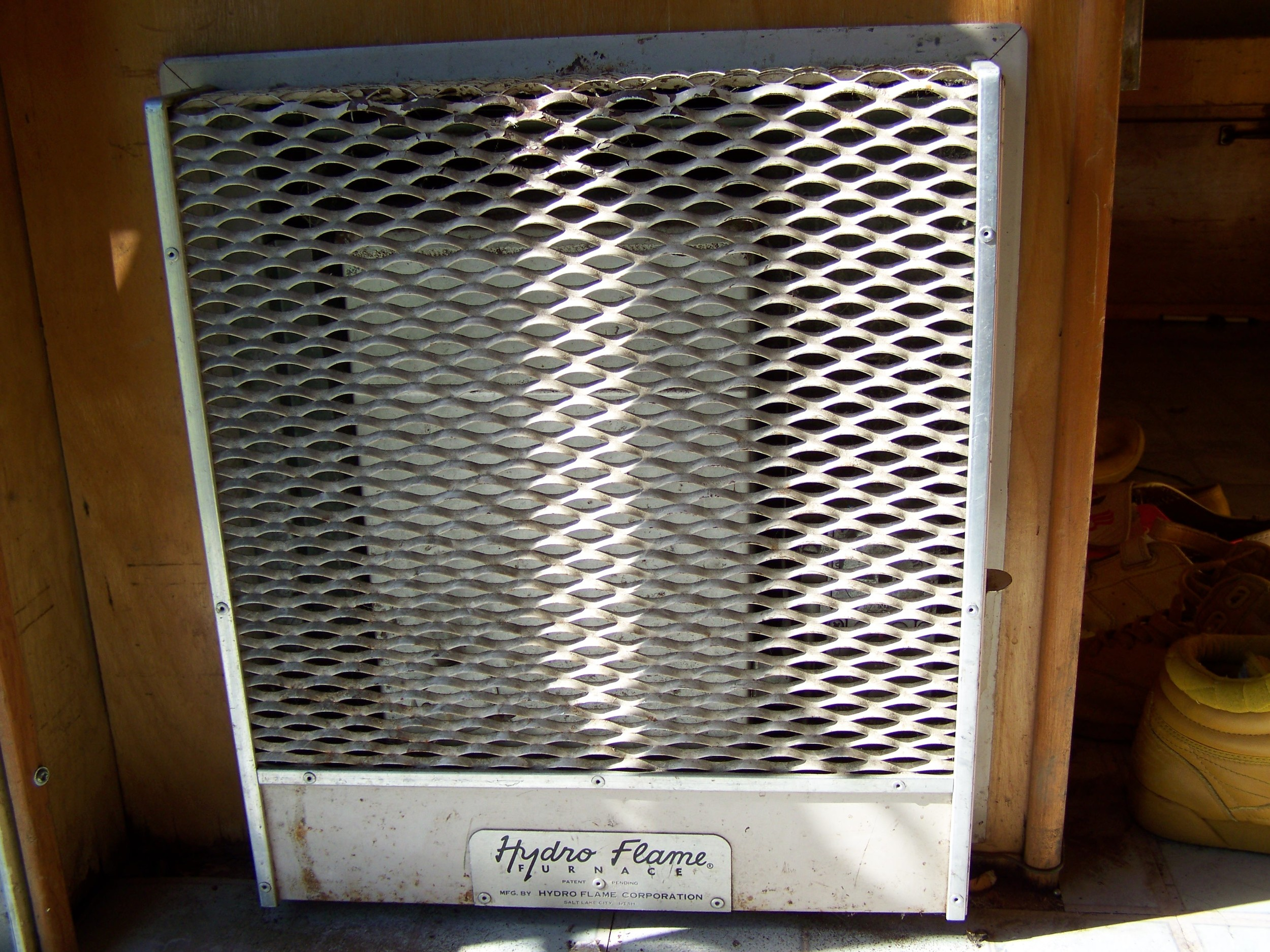 Hydro-Flame heater