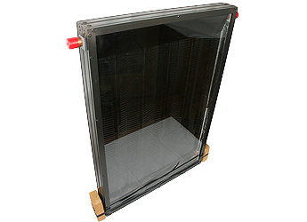 Solar water heater from AltE