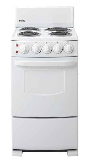 Danby stove, image from www.savinglots.com