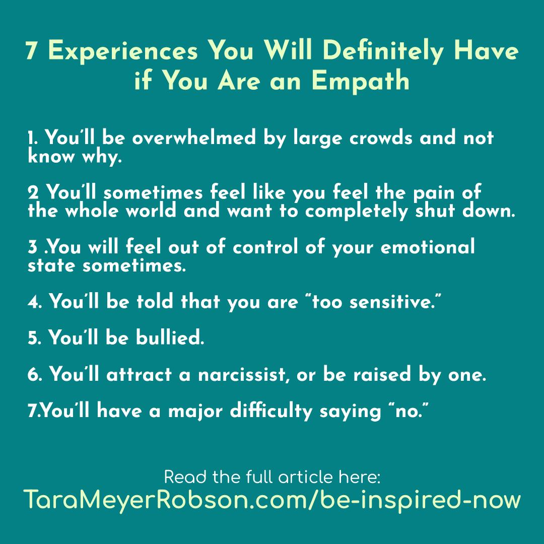 7 empath experiences list tara meyer robson.png
