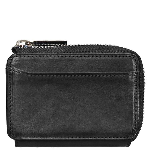 1e2dd4dfa909 Italian Leather Zip Around Wallet with RFID Castello — Design Go ...